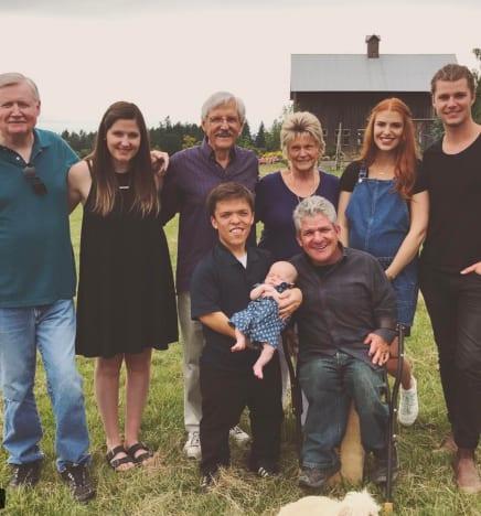 Roloff Family Photo
