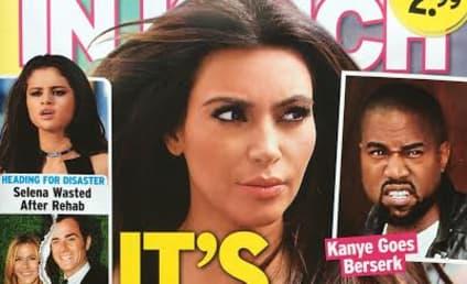 Kim Kardashian and Kanye West: Is It Finally Over?!?
