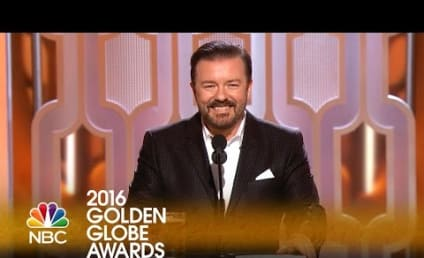 Ricky Gervais Monologue: Did He Go Too Far?