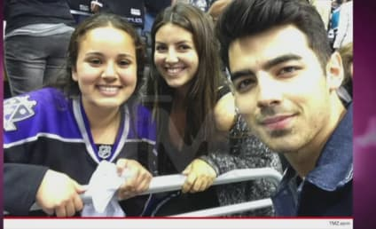 Joe Jonas Endorses Winning High School President: Watch His Speech!