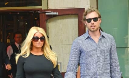 Jessica Simpson Post-Baby Body: REVEALED! HOT!