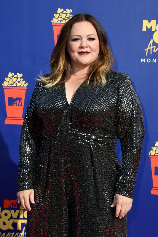 Melissa mccarthy at mtv movie and tv awards