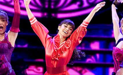 Vanessa Hudgens Performs at Tony Awards: Watch!