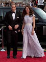 Kate Middleton BAFTA Dress