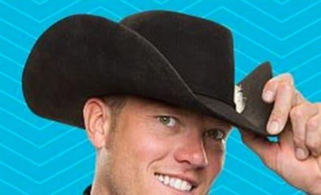 Jason Dent on Big Brother