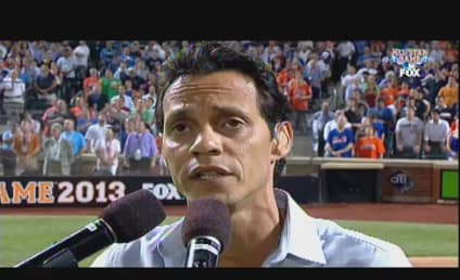 """Marc Anthony Defends """"God Bless America"""" Performance, Addresses Racist Tweets"""