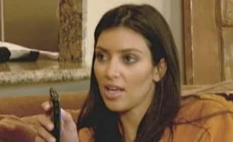 Keeping Up with the Kardashians Klip