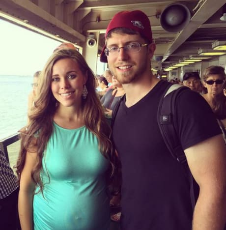 Ben, Jessa and Baby Seewald (28 Weeks)
