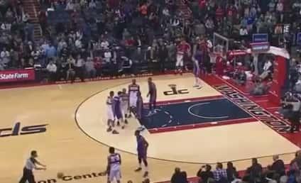 "Wizards Announcer Misidentifies Buzzer-Beating Airball as Winning ""DAGGER!"""