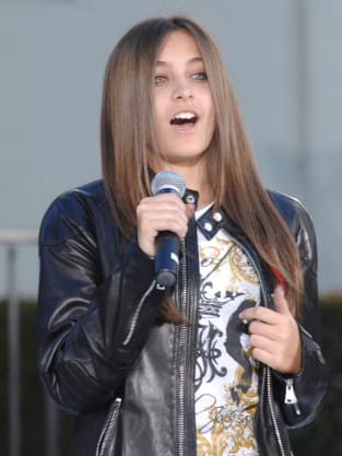 Paris Jackson Photograph