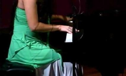 Old School Lady Gaga: Singer Dazzles at NYU