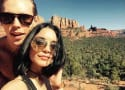 Vanessa Hudgens Fined for Defacing Public Property