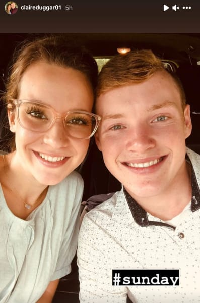 Justin Duggar and Claire Spivey Online