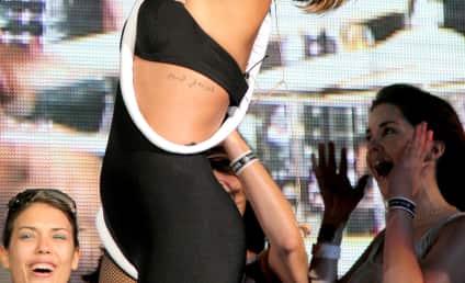 Rihanna's Latest Hair-Raising Experience