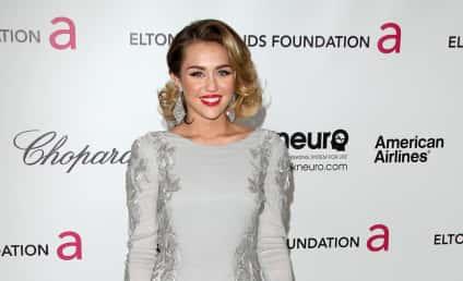 Academy Awards Fashion Face-Off: Miley Cyrus vs. Kim Kardashian