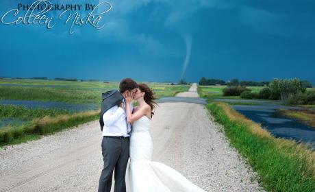 Amazing Wedding Photo