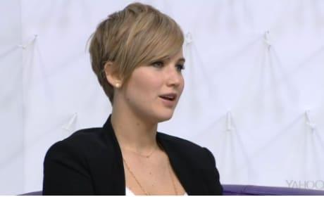 Jennifer Lawrence Slams The Fashion Police