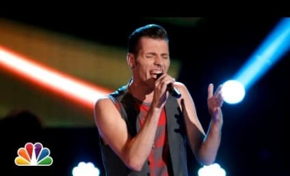 Nic Hawk Hits on Adam Levine, Wins Spot on The Voice