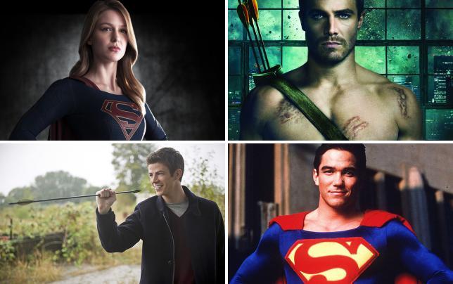 Melissa benoit supergirl
