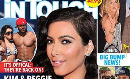Kim Kardashian and Reggie Bush to Elope?!?