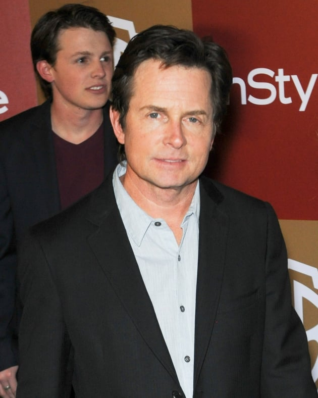 Michael J. Fox Photograph