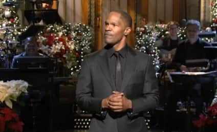 How Black is That? Jamie Foxx SNL Monologue Muses on Current Events