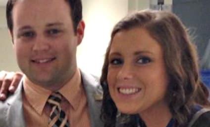 Josh and Anna Duggar: SO HAPPY Together at Jinger Duggar-Jeremy Vuolo Wedding!