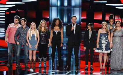 The Voice Results: Sliced to 6