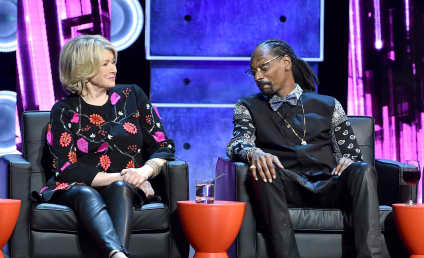 Martha Stewart and Snoop Dogg Land a TV Show. Together.
