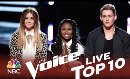 The Voice Results: Which Eight are Great?