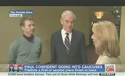 Ron Paul on Rick Santorum: What a Liberal!