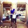Farrah Abraham with Sophia in Heels
