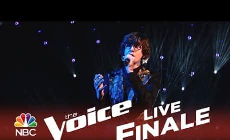 Matt McAndrew - Over the Rainbow (The Voice Finals)