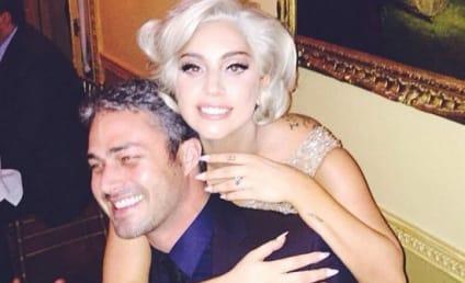Taylor Kinney Posts Precious Engagement Photo: Lady Gaga Said Yes!!!
