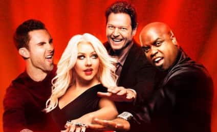 The Voice Recap: Everybody Loves Christina Aguilera