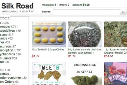 Silk Road Grab