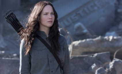 The Hunger Games Continues to Dominate Box Office