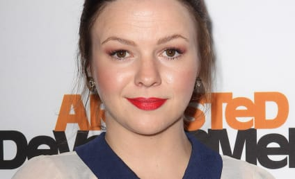 Amber Tamblyn to Play Lesbian Daughter on Two and a Half Men Season 11
