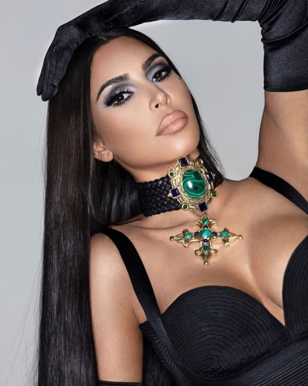 Kim Kardashian: CALLED OUT For Not Looking Like Herself In ...
