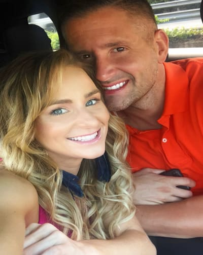 Leah Messer Flaunts Relationship With Scandalous New