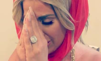 Kim Zolciak's Emotional Return To DWTS: All The Feels