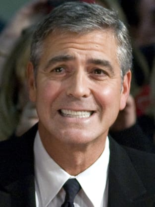 Silly George Clooney