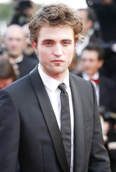 Pattinson as Cannes