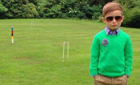 5-Year-Old Fashion Star