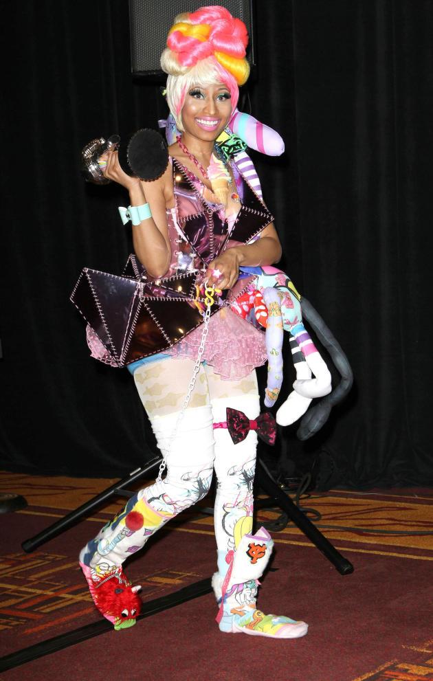 Nicki Minaj VMA Photo