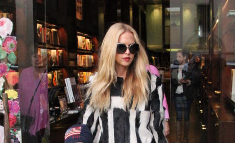 Rachel Zoe Takes Her Son Shopping