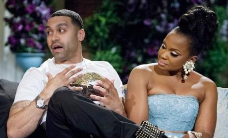Phaedra Parks with Apollo Nida