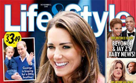 Kate Middleton Pregnant Again?