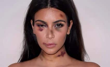 Kim Kardashian, Kendall Jenner to Sue Over Photoshopped Domestic Violence Images