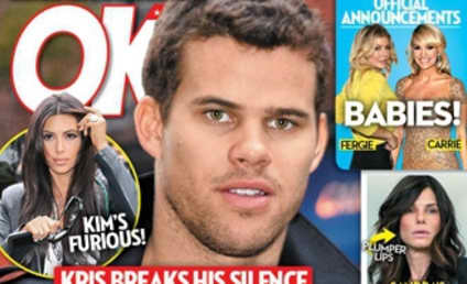 Kris Humphries: Angry, Sad and Shocked